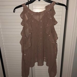A never worn Aeropostale blouse top
